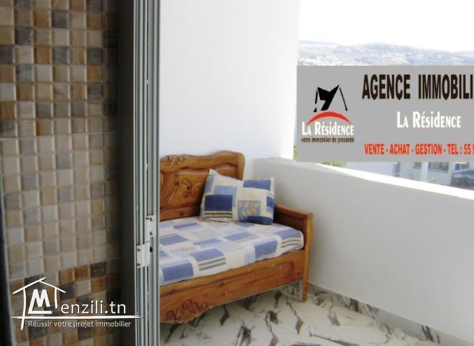 REF: LM12/ Appartement meublé pied dans l'eau