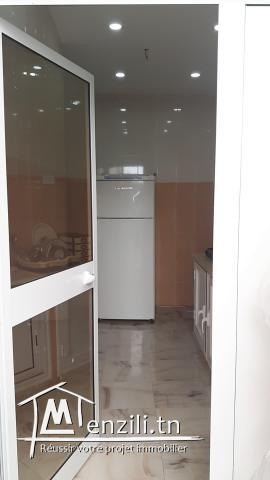 appartement meublé a cité el khadra