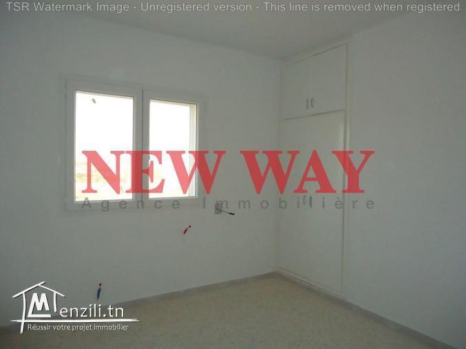 Appartement (S+3) directe promoteur à cité erriyadh