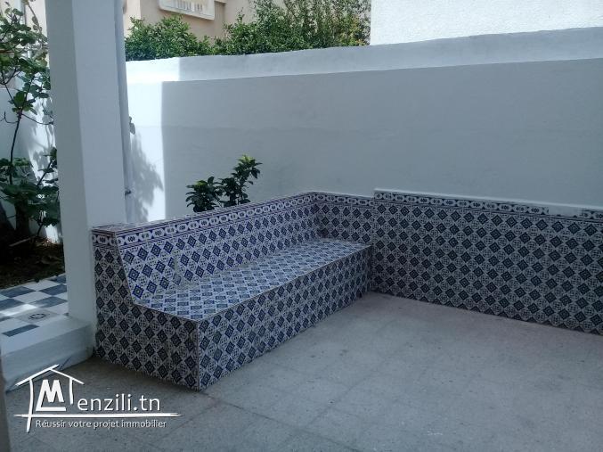 A louer villa spacieuse EL Mourouj4