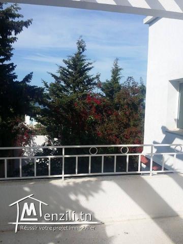 Très belle Villa vue sur mer a vendre route Panoramique Corniche Bizerte