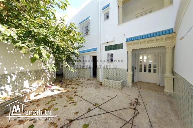 maison mosaique hammaet centre ville