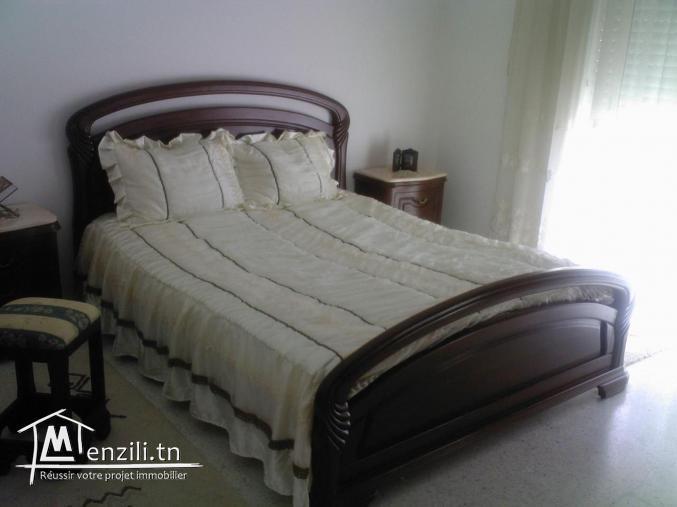 Maison meublé 70 dt par jour