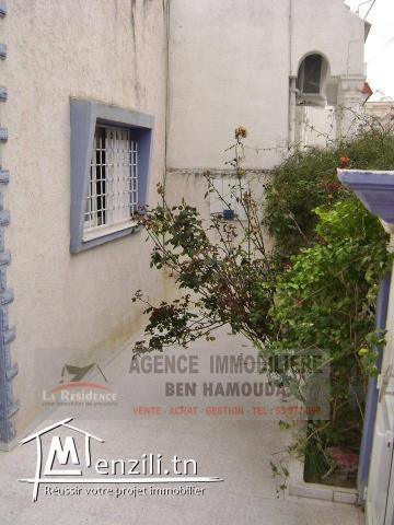 REF: M34/ Maison indépendante à cité Hana