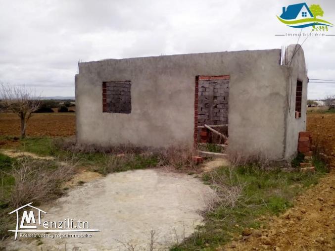 ارض فلاحية سقوية للبيع في احواز  قليبية