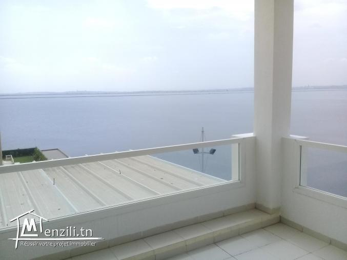 A vendre S+2 de 150 m² avec vue sur le Lac