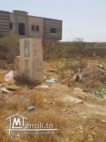 Terrain AFH Bouzayen à vendre