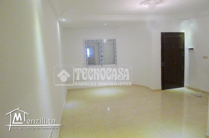 villa de 120m² sur un terrain de 153m² a cité manezah sahloul