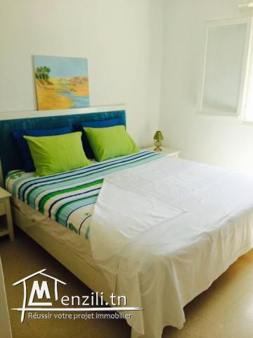 Appartement S+1 à vendre à Hammamet Sud