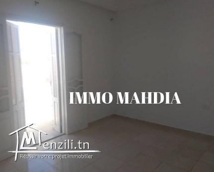À louer - un appartement s+3 -Mahdia