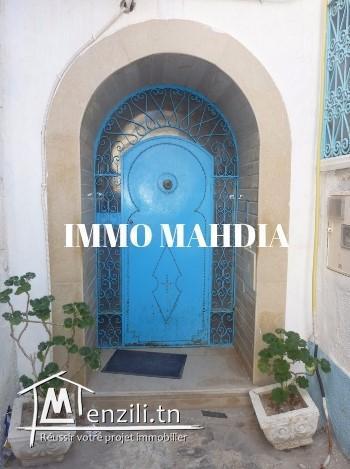 À vendre une  maison traditionnelle arabe
