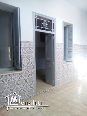 vente maison Sfax centre ville -caid mhamed
