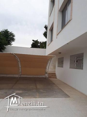A Vendre une immeuble à menzah 1