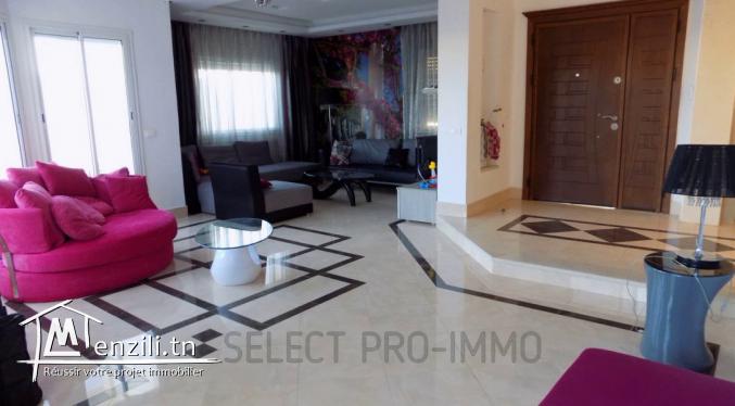 Villa S+4 meublé à AFH Mrezgua – NLA1074