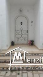 duplex dans une résidence garder hamamet
