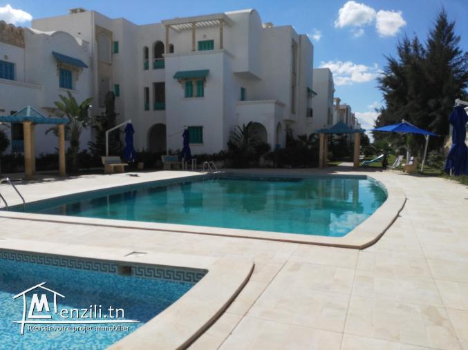 S+3 de 138 m² à Hammamet Yasmin