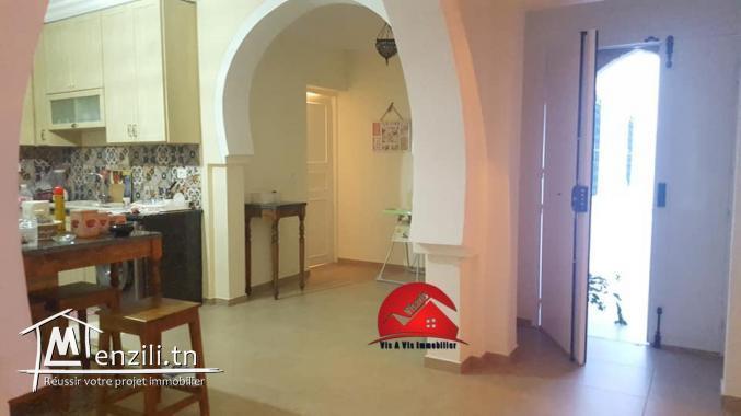 VILLA AVEC PISCINE PRIVÉE - LOCATION ANNUELLE HOUMT SOUK DJERBA