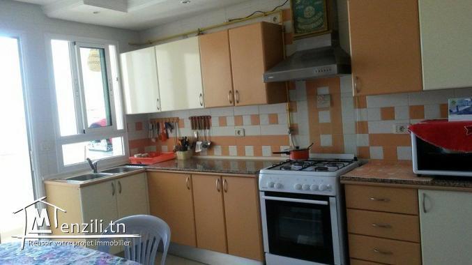 appartement a sahloul