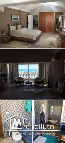 VILLA Vue panoramique sur mer à HAOUARIA
