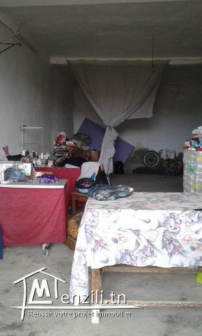 a vendre maison avec garage