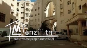 Bel appartement S+2 à louer à la Résidence Diar Soukra 2 à l'Aouina.