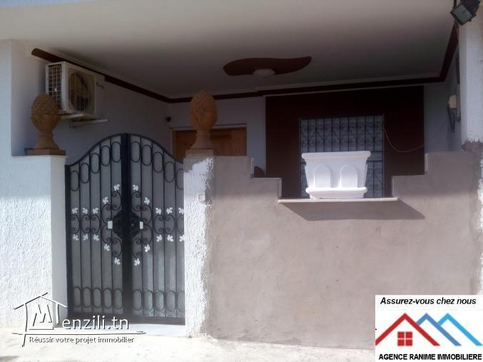 Villa dans 200m² a el haouaria