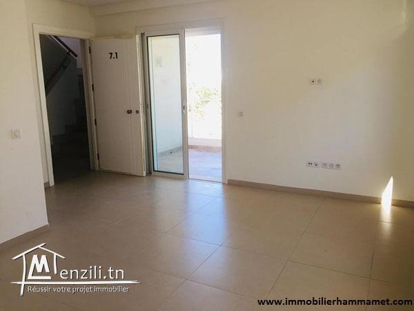 Vente Appartement AMIRA à Sidi Mahrsi Nabeul