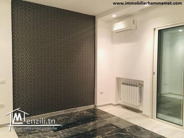 Vente Appartement NOZHA à Hammamet Nord