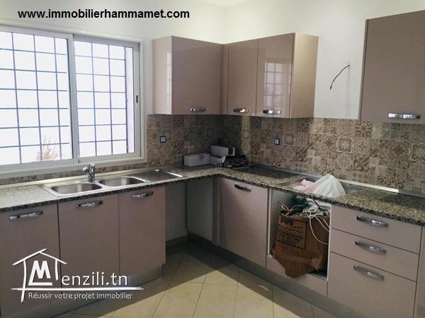 Villa ARIANNA à Hammamet- Zone Craxi