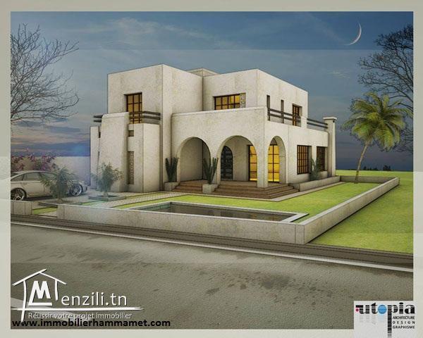 Villa ASIA à Hammamet Sud