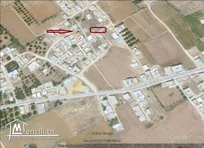 terrain à vendre à kélibia pour plus d'info 50522361