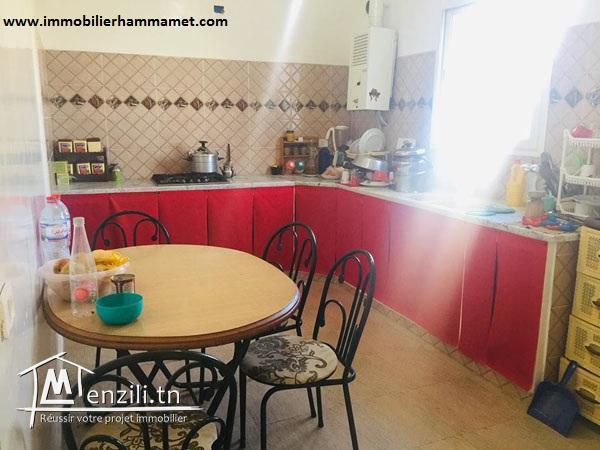 Deux Maisons Jumelées à Hammamet Nord