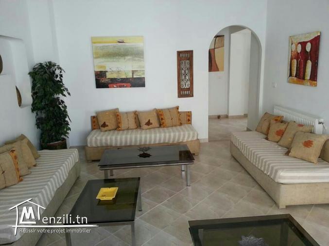 belle villa zone miramar Hammamet