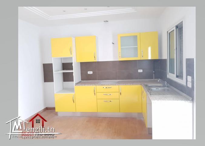 Duplex et Appartement à Cité El Wafa – NV2020