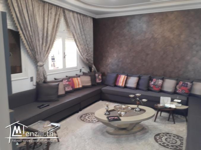 2 villa rcd complet et étage non achevé