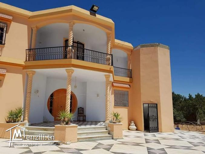Superbe villa