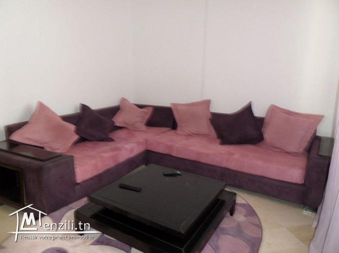 s+1 meublé ennasr 2