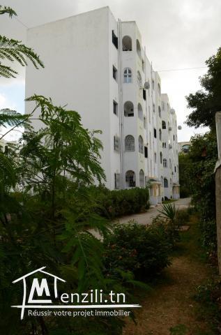 un joli appartement (s+3) à el omrane supérieur