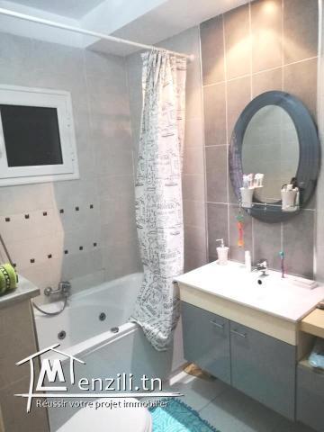 coquet appartement S+2 Haut standing