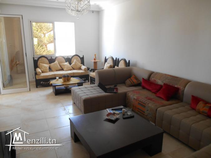 Villa à deux étages indépendants