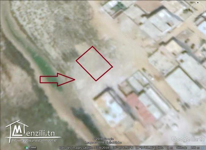 un terrain à vendre à kélibia ain grenz 50522361