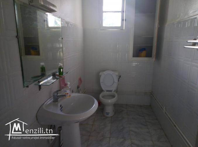sybMLM3 maison à louer à cité El Wifek, la Marsa