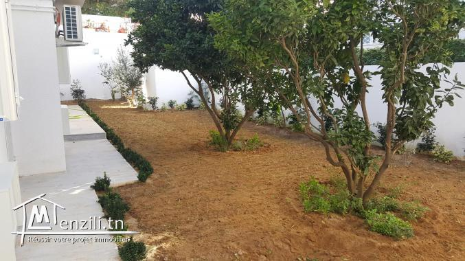 sybALS12 appartement à louer au cœur de Sidi Bou Said