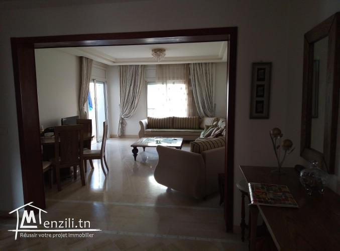 sybAVM5 appartement à vendre à la Soukra