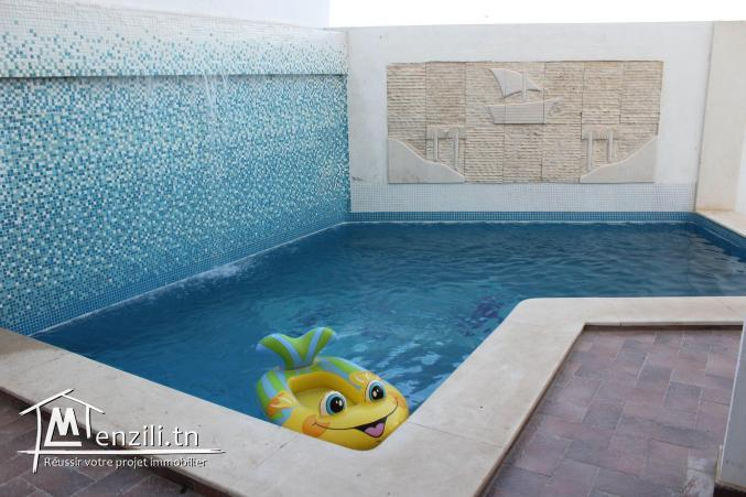 Un e splendide VILLA avec piscine
