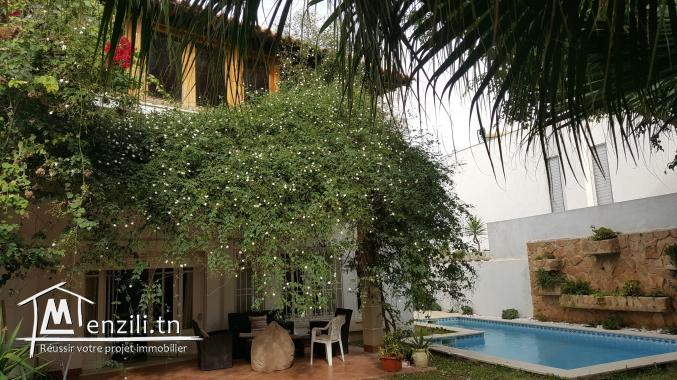 sybVVM2 villa a la soukra