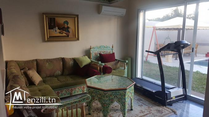 sybAVK4 appartement avec piscine à vendre à la Marsa