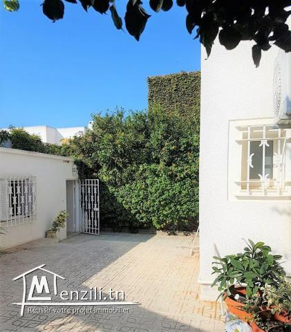 sybVLM11 villa à louer à Carthage Byrsa