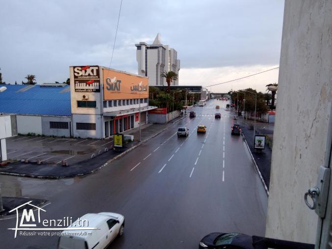 Avenue de Ghana façe Mint du Commerce