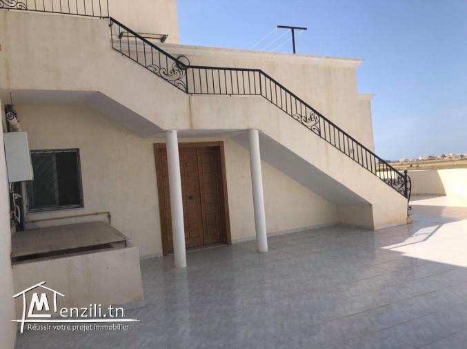 A vendre Complexe habitation Haut Standing (Villa + 6 Appartements et Un studio) Ben Arous